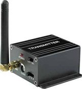 TRASMETTITORE VIDEO WIRELESS 2.4GHZ - UTD 1094/001T