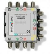 271083 - FRACARRO RADIOINDUSTRIE S SMART SWITCHLINE XS 4IN 4 - FRA 271083