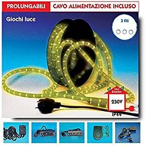 WIM 4502125 - Tubo luminoso a incandescenza 3 fili 13 mm - WIM 4502125