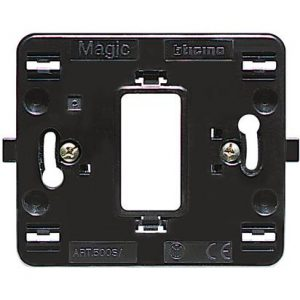 MAGIC - SUPPORTO 1P SCATOLA TONDA - BTI 500S/1