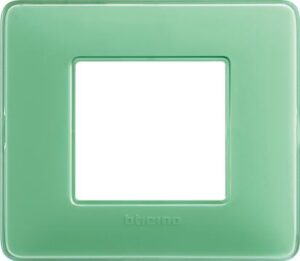 BTI AM4802CVC - MATIX - PLACCA 2P COLORE TE VERDE - BTI AM4802CVC