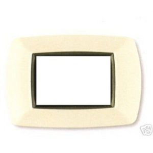 PLACCA MYLIFE 2 MODULI ORO - ETN ECL2982OR