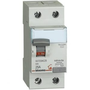 BTI GC723AC40 - BTDIN-RS - DIFFERENZIA PURO AC 2P 40 A 30 MA - BTI GC723AC40