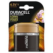 Duracell MN1203 Alkaline 4.5V non-rechargeable battery - DRC MN1203B1