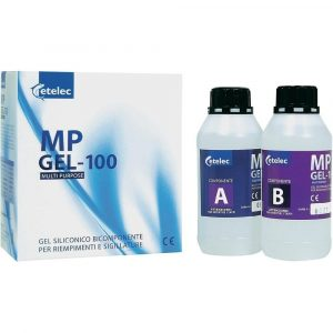 GEL SILIC BICOMPONENTE - ETL MP0100