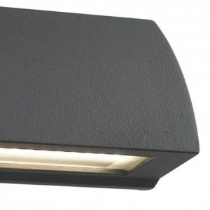 Applique Nero Led A 4000 kelvin 4 watt - FAN EUROPE LED-W-SHELBY-130