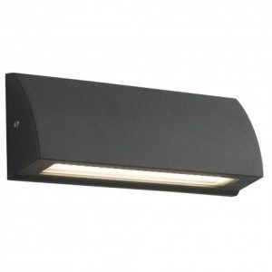 Applique Nero Led A 4000 kelvin 6 watt - FAN EUROPE LED-W-SHELBY-170