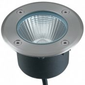 Faretto calpestabile tondo a led 11 cm - FAN EUROPE LED-WALK-R11