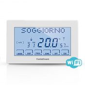 Cronostermostato touchscreen wireless - FNC CH180WIFI