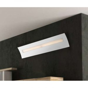 Led-horizon-ap60 - Applique Minimal Lampada Rettangolare - FAN EUROPE LED-HORIZON-AP60