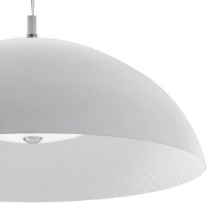 lampadario LED Rigato 40 W, Bianco, 130x65 - FAN EUROPE LED-DOLOMITE-S65