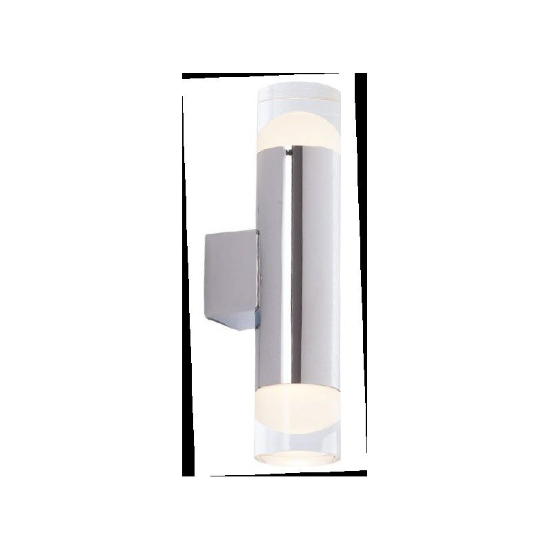Applique a parete ZEPHYR design moderno in metallo 2 luci - FAN EUROPE LED-W-ZEPHYR-2