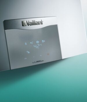 SCALDABAGNO ISTANTANEO A GAS VAILLANT NUOVO TURBOMAG PLUS 12 - VAILLANT 0010022443