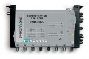 FRA 271117 – SWI516DC MSW COMPACT 5IN 16OUT – FRACARRO 271117