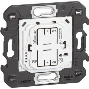 Comando luci wireless. – BTICINO K4003CW