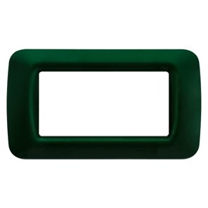 PLACCA 4 POS.VERDE RACING TOP SYSTEM – GEWISS GW22554